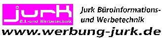 Firma Jurk B.I.-und Werbetechnik aus Stuttgart