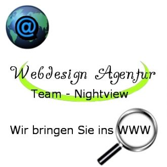 Webdesign Agentur Team-Nightview in Wolfhagen
