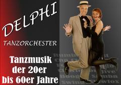 Firma Berliner Tanzorchester - 20er bis 60er Jahre Musik aus Berlin