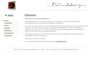 CHILIWEBDESIGN in Leipzig