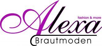 Logo der Firma Alexa Brautmoden zwischen Stuttgart und Ulm