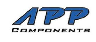 Logo der Firma APP Components GmbH Behälterbau Härtereitechnik