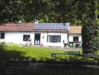 Logo der Firma Pfingst Urlaub bayerischer Wald Ferienhaus Ferienwohnung Wildbachklamm
