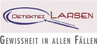 Logo der Firma Detektei Larsen, Remseck-Ludwigsburg