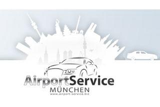 Logo der Firma Airport Service Flughafentransfer München