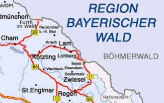 Logo der Firma Ferienwohnung Bayerischer Wald