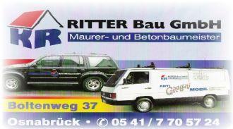 Firma RITTER Bau GmbH- Osnabrück aus Osnabrueck