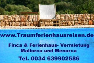 Firma Finca Ferienhaus Vermietung auf Mallorca und Menorca aus Aachen
