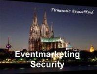 Logo der Firma AA Eventmarketing-Security Knüsli