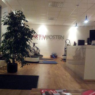 Firma AKTIV POSTEN - Raum mit Bewegung - Studio für Pilates, Yoga, Powerplate uvm. aus Ulm