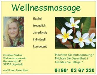 erfahrung mit tantra massage lippstadt