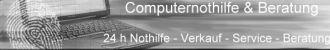 Firma Computernothilfe und Beratung aus Altenburg
