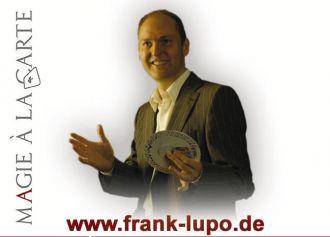 Firma Zauberer Berlin - Frank Lupo - Zauberkunst in Berlin und Brandenburg aus Berlin