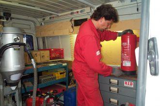 Firma Dierker Brandschutz - Bremerhaven aus Bremervoerde