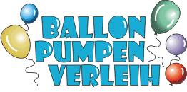 Logo der Firma Ballonpumpenverleih / Luftballonpumpen / Buttonmaschinen Verleih  Braunschweig