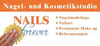Logo der Firma Nagel- und Kosmetikstudio Nails Forever