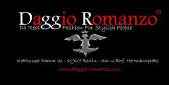Firma Daggio Romanzo Jeanswear No Name GmbH aus Berlin