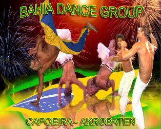 Firma Capoeira - Brasilshow der Superlative aus Koeln