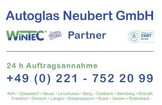 Firma Autoglas Neubert GmbH & Wintec ® Autoglas Partner in Köln aus Koeln