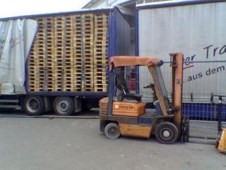 Firma ALPER PALETTENHANDEL aus Berlin
