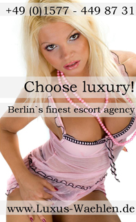 Logo der Firma High Class Escort Models Berlin - Luxury Escorts !!!