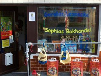 Firma Geralds Leseecke & Sophias Bokhandel aus Muenchen
