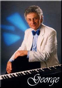 Firma Hotel-Alleinunterhalter GEORGE am Keyboard aus Muenchen