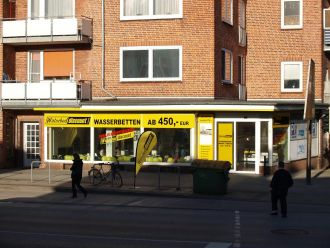 Waterbed Discount     in Lübeck