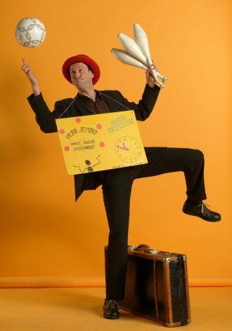 Firma Herr Jeminé - Comedy Jonglage aus Koeln