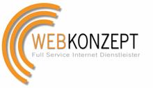 Logo der Firma WebKonzept - Full Service Internet Dienstleister