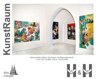 Logo der Firma KunstRaum H&H