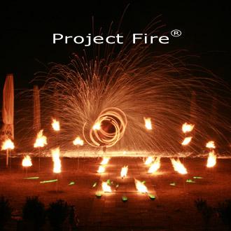 Firma Feuershow aus Chemnitz Zwickau Daniel Hoyer aus Chemnitz