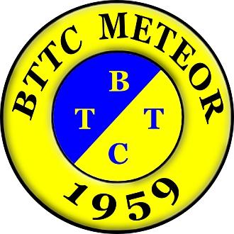 Logo der Firma BTTC Meteor e.V. - Tischtennis im Berliner Wedding