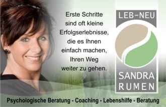 Firma Sandra Rumen Praxis Leb-Neu Psychologische Fachberatung für Ehe - Paarkonflikte Fachberatung für Burnout aus Dortmund