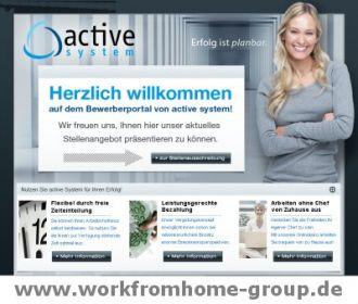 Firma Heimarbeit, PC Job im Online Büro, Bürotätigkeit als Heimarbeit aus Frankfurt (Main)