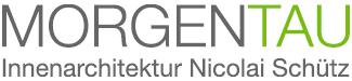 Logo der Firma Morgentau Innenarchitektur Nicolai Schütz