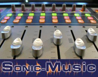 Firma Sonic-Music Tonstudio & AudioSchool aus Chemnitz
