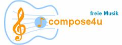 Firma compose4u gemafreie Musik Musikproduktionen aus Berlin