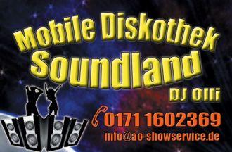 Firma Mobile Diskothek Soundland aus Gera
