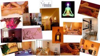 Firma Venudia Tantra & Wellness Massage Insitut aus Augsburg