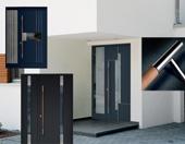 Firma Haustüren in Holz, Alu, Kunststoff und Holz-Alu aus Wittenberg