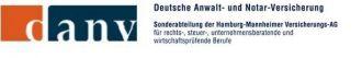 Firma DANV - Deutsche Anwalt und Notar Versicherung - Jens Peschke aus Hannover