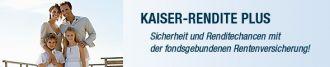 Firma Kaiser Rendite Plus - die innovative Rentenversicherung aus Hannover