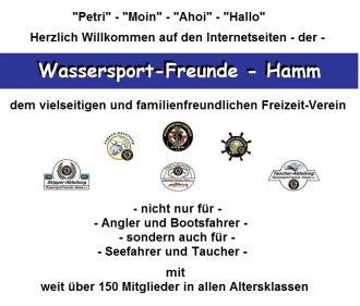 Logo der Firma Wassersport-Freunde - Hamm