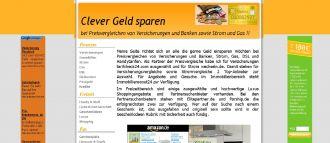 Firma Clever Geld sparen bei Versicherungen Strom und Banken aus Frankfurt (Main)