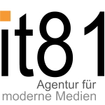 Webdesign by it81 in Witten