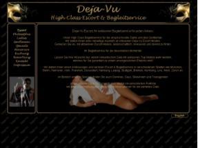 Firma Deja-Vu Escort & Begleitservice Berlin aus Berlin