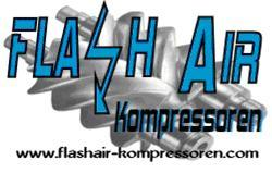 Logo der Firma FlashAir-Kompressoren