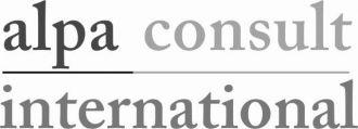 Logo der Firma alpa consult international GmbH