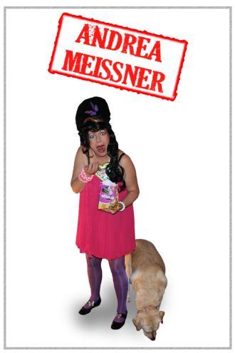 Firma Andrea Meissner Kabarettistin und Komikerin aus Potsdam